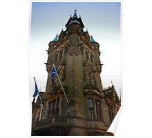 City Chambers Tower Poster
