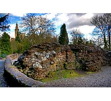 Malcolm Canmore's Tower Photographic Print