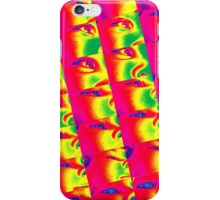 The Eye rainbow iPhone Case/Skin