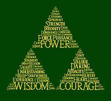 Green Synonymous by Gallifreya
