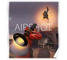 TF2 - Airshot (Soft Edge) Poster