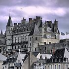 The Chateau late in the day. by cullodenmist