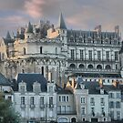 The Chateau Amboise on High by Larry Davis