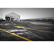 Shed Number 10 Photographic Print