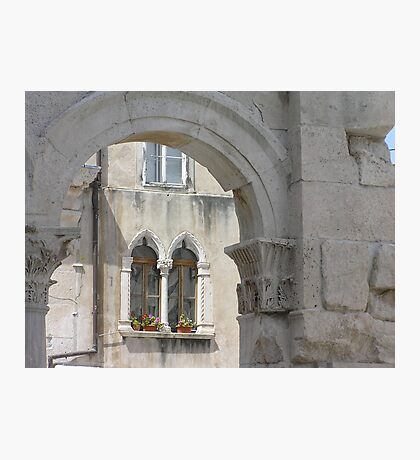 an imperial window Photographic Print