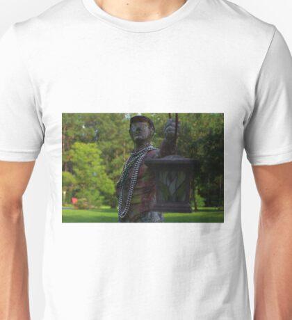 The lawn defender Unisex T-Shirt