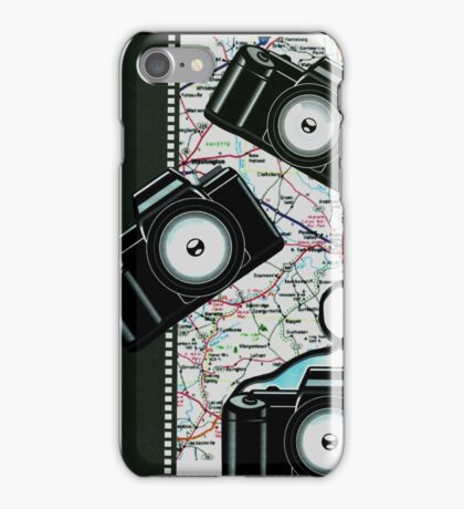 Camera Shy iPhone Case/Skin