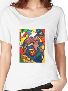In Paradise  (ORIGINAL SOLD) Women's Relaxed Fit T-Shirt