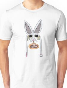 Bunny Hypnotherapy  Unisex T-Shirt