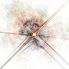 Cosmic Fingerprint by Benedikt Amrhein