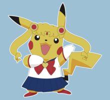 Sailor Pikachu Kids Tee