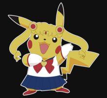 Sailor Pikachu Kids Clothes