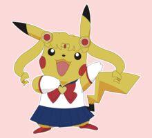 Sailor Pikachu Baby Tee