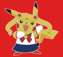Sailor Pikachu One Piece - Short Sleeve
