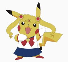 Sailor Pikachu Kids Clothes