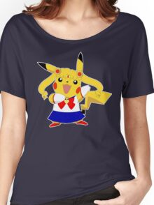 Sailor Pikachu Women's Relaxed Fit T-Shirt