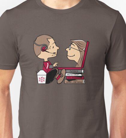 Intellectual Pursuits Unisex T-Shirt