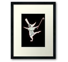 Soul Eater Excalibur  Framed Print
