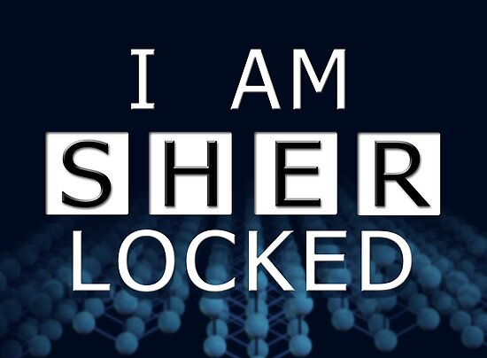 SHERLOCKED - I AM SHER LOCKED by Rory1973