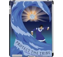 Protect the Tribe iPad Case/Skin
