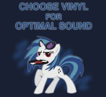 Choose Vinyl T-Shirt