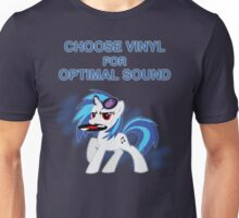 Choose Vinyl Unisex T-Shirt