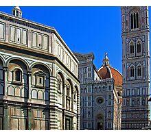 Piazza del Duomo Photographic Print