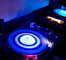 Turntable Series 1 by James  Jones