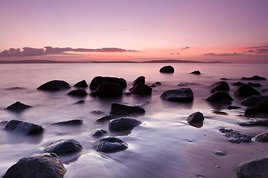 Dixons Beach Sunrise #11 by Chris Cobern
