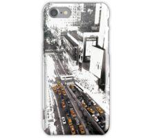 New york street iPhone Case/Skin