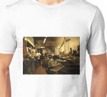 Golden Gate Fortune Cookie Factory Unisex T-Shirt