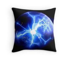 Creation Finale Throw Pillow