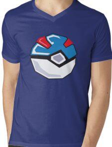 G.B. Mens V-Neck T-Shirt