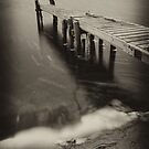Pointless Jetty by Adam  Davey