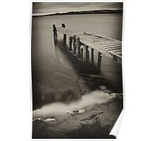 Pointless Jetty Poster