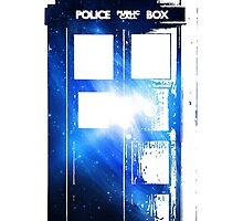 TARDIS Space by ibshelbys