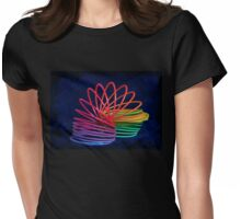 Colours, Womens Fitted T-Shirt