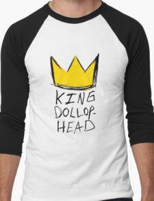 King Dollophead Men's Baseball ¾ T-Shirt