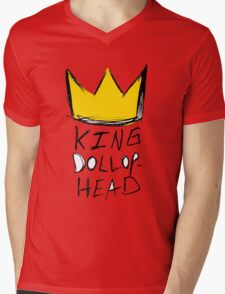 King Dollophead Mens V-Neck T-Shirt