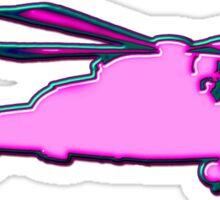 Tiger - ARH - Pink Sticker