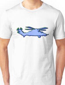 Tiger - ARH - Blue Unisex T-Shirt