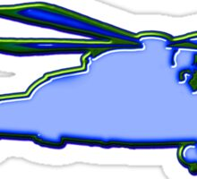 Tiger - ARH - Blue Sticker