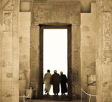 Gateway into the light by xlynx