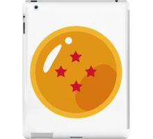 Dragon Ball - Dragon Ball 4 Stars iPad Case/Skin