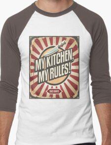 VINTAGE KITCHEN  Men's Baseball ¾ T-Shirt