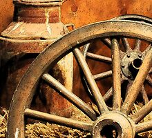 Wagon Wheels by FaithMiriam