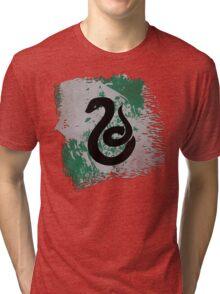 Slyyyyyyyyyytherin Tri-blend T-Shirt