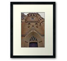 St Marys - Australia. Framed Print