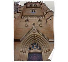 St Marys - Australia. Poster