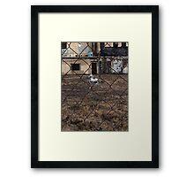 The Silver Hobby Horse - 5 Framed Print